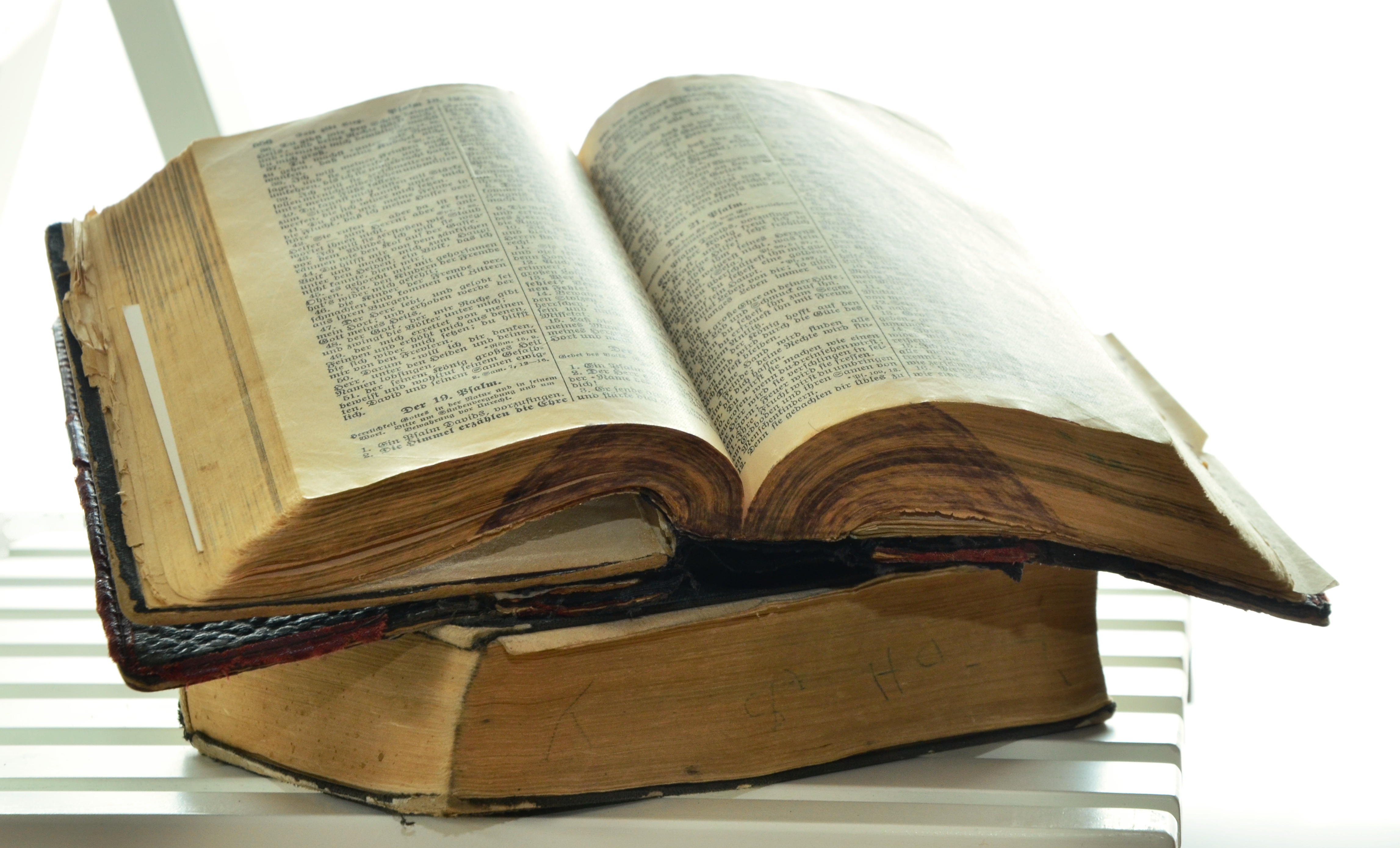 the bible is not a historical document
