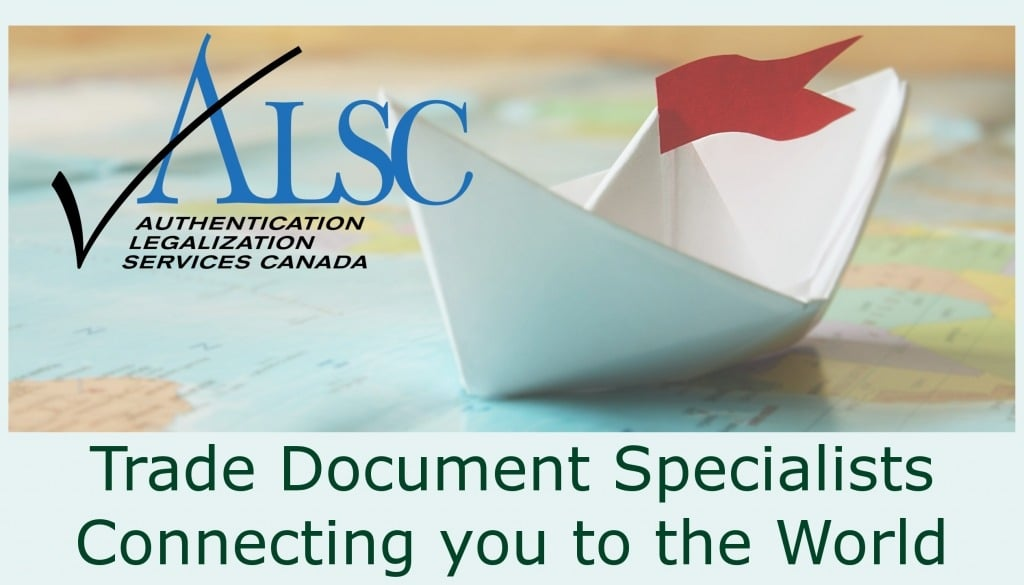 how to apostille a document in canada