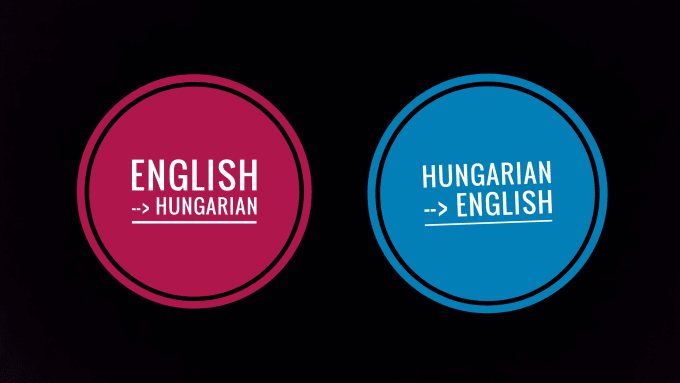 translate document from hungarian to english