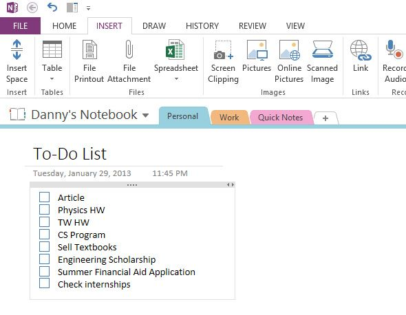 save onenote as word document