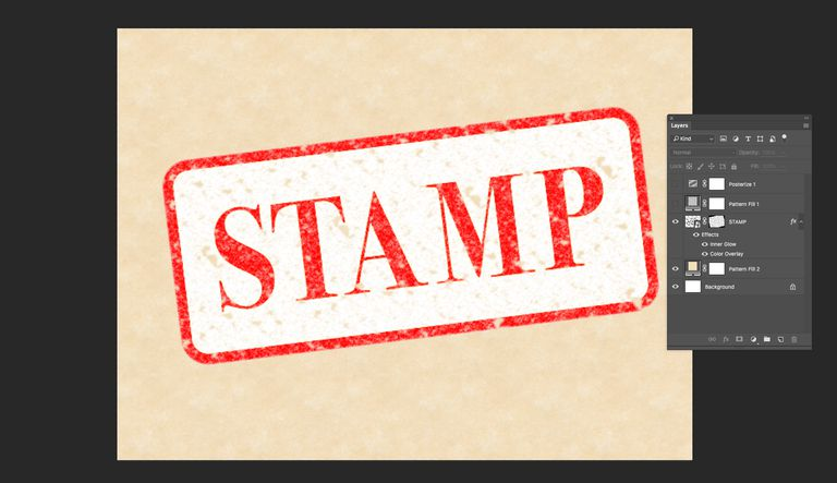 add a stamp to an adobe document