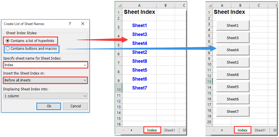 sheet how to select a cell from another document