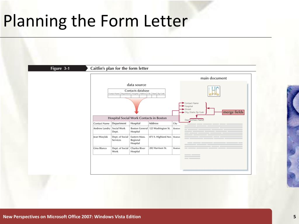 access 2013l tutorial merging database fields to microsoft word document