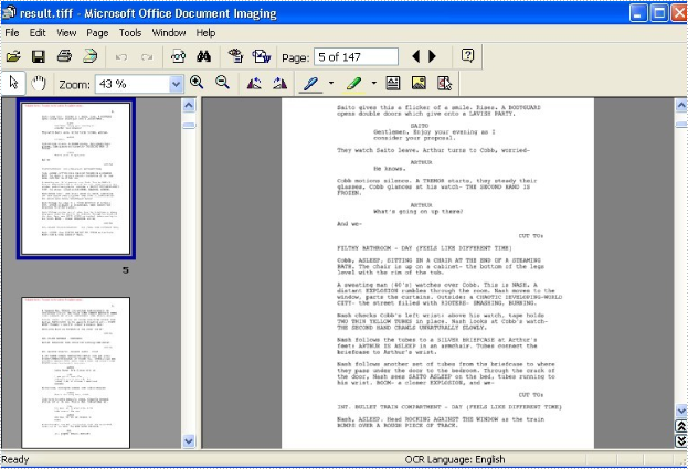 save pdf as html document