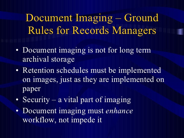 what are business rules document
