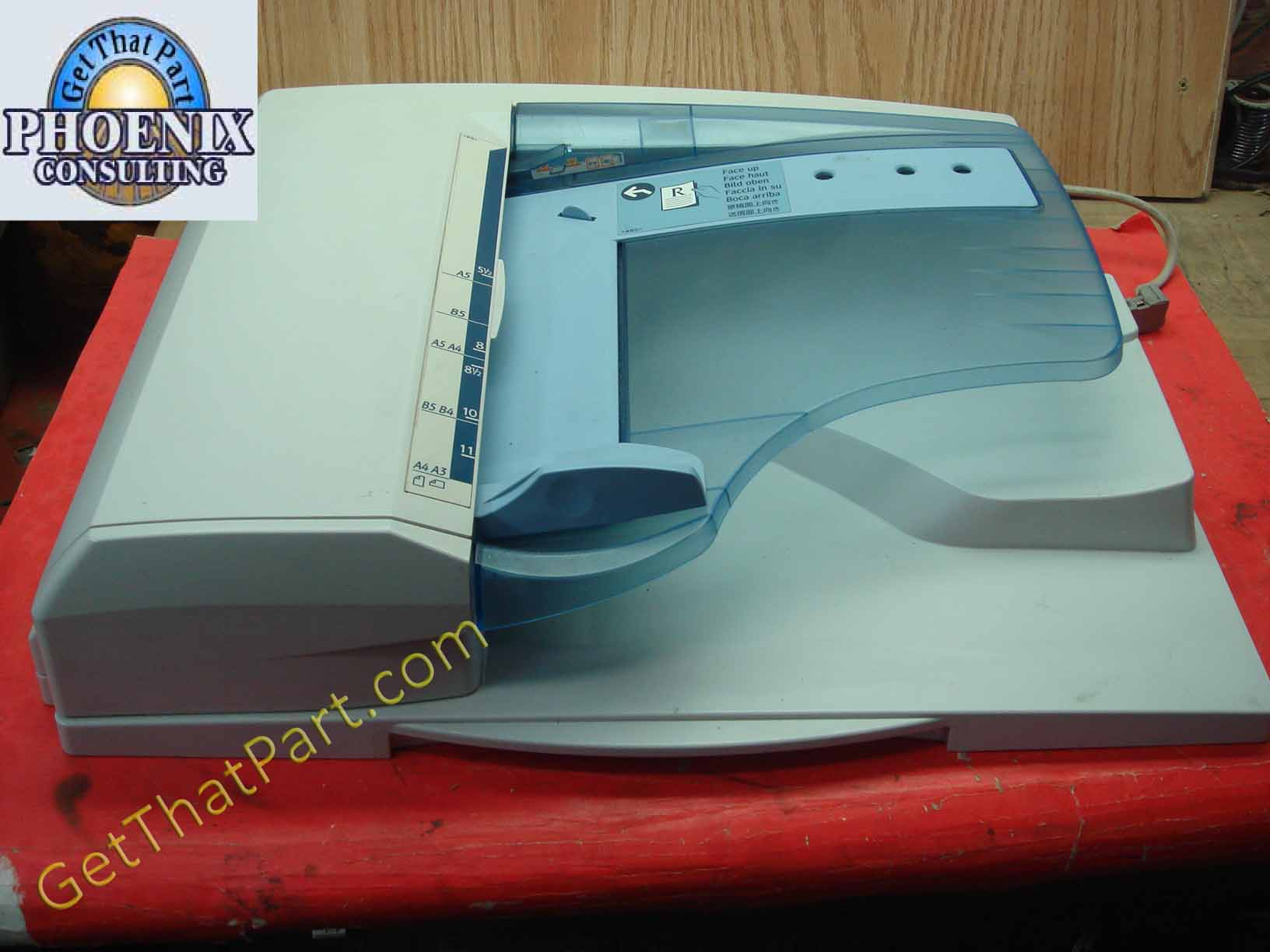 what is automatic document feeder