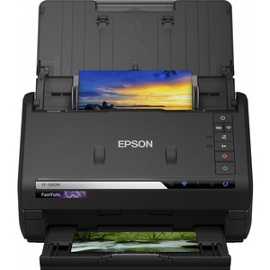 how to scan a document to pdf from epson printer