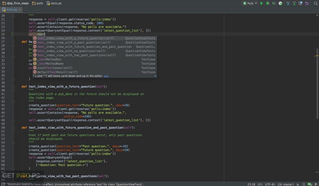 python code to skip reading few lines of a document