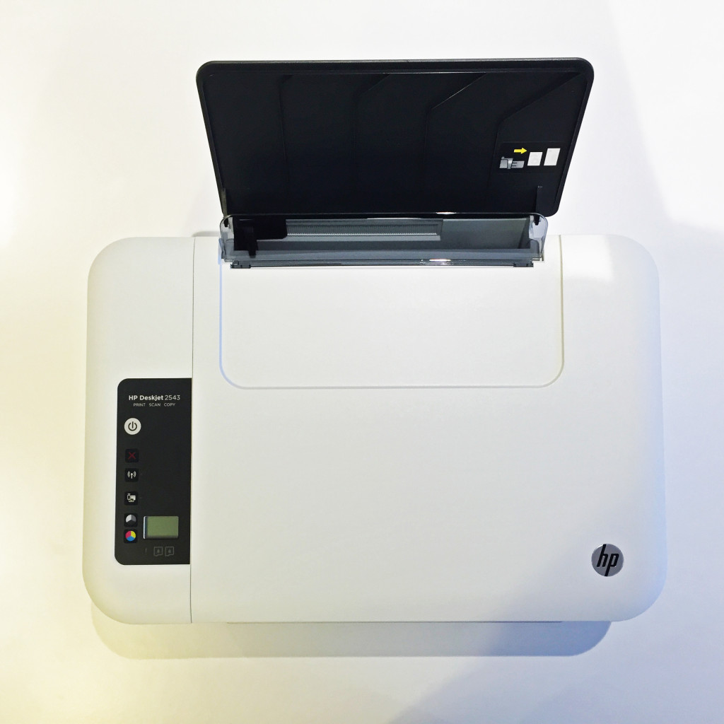 scan document from hp printer to computer