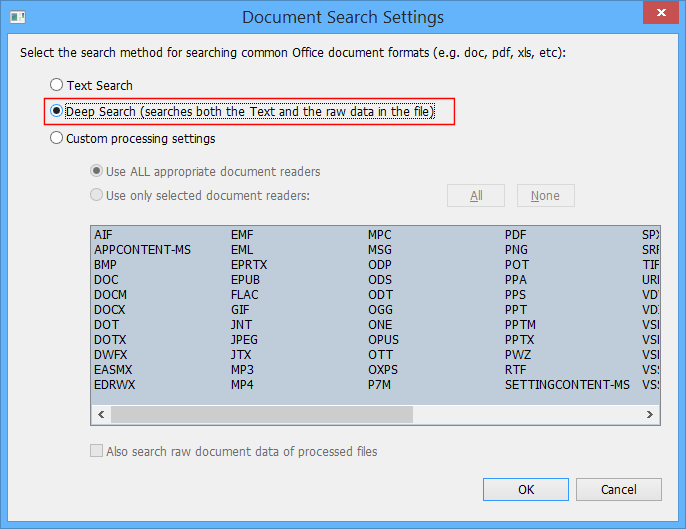 tags box in document properties