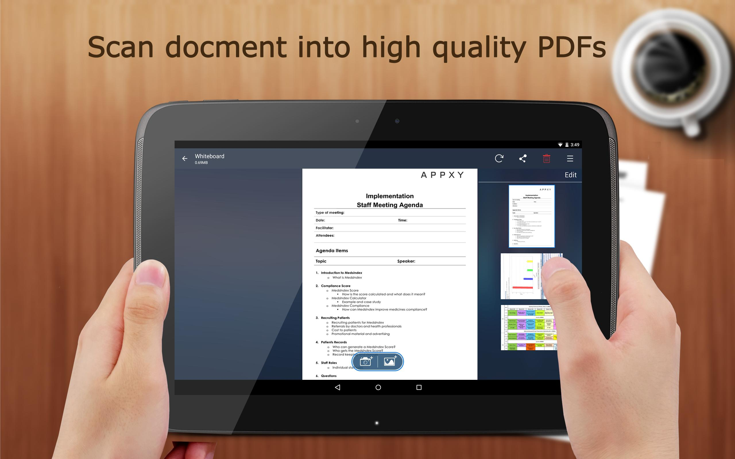 document scan software free download