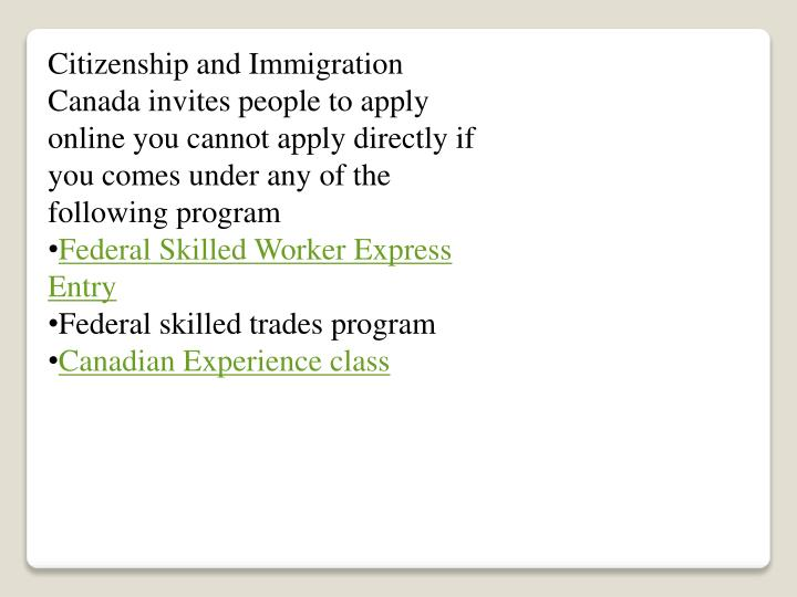 document to apply for citizenship canada