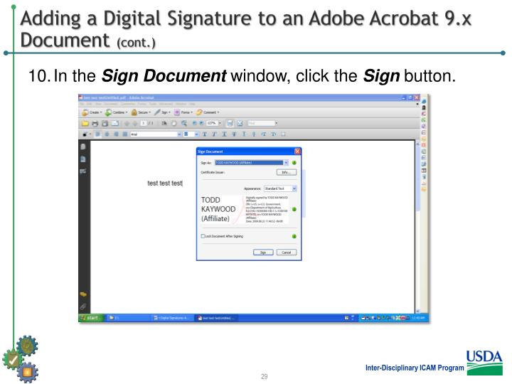 how to sign a document on adobe acrobat
