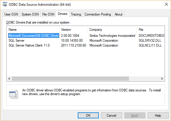 how to install microsoft document connection