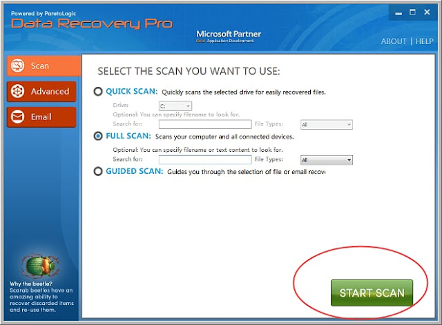 how to scan a document onto pc