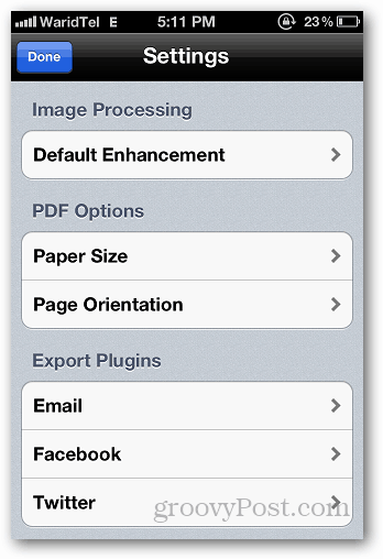 how to scan a document to your email