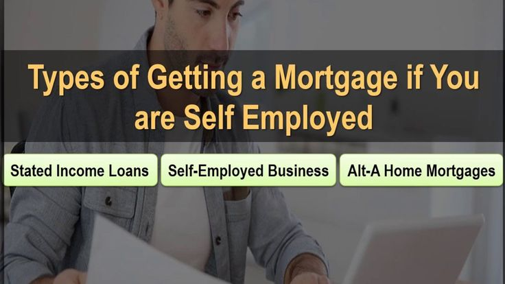 no document loans self employed