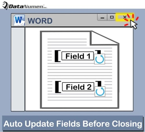 to update the automatic bibliography in your document