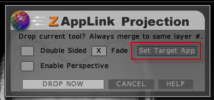 where is the zoom document button zbrush