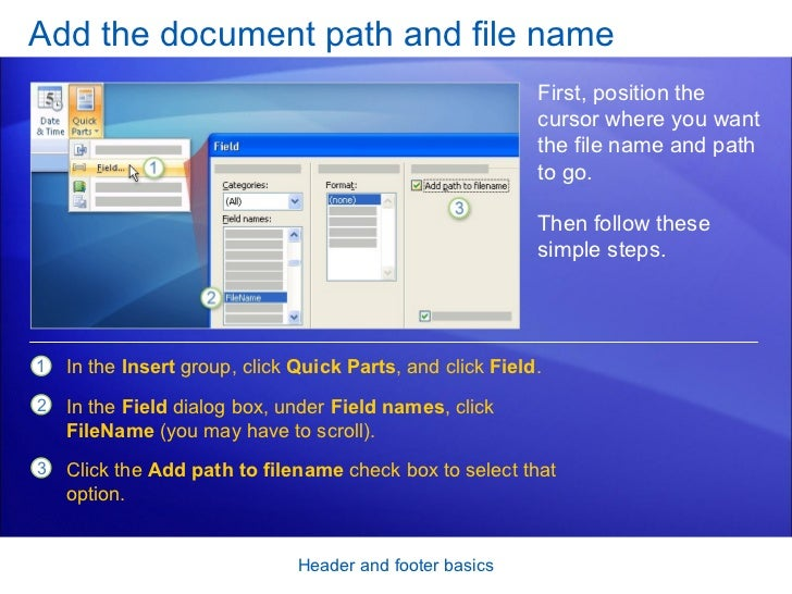 word no header and footer in new document